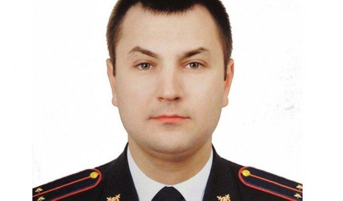 В Подмосковье наградили полицейского, отразившего нападение на пост ДПС