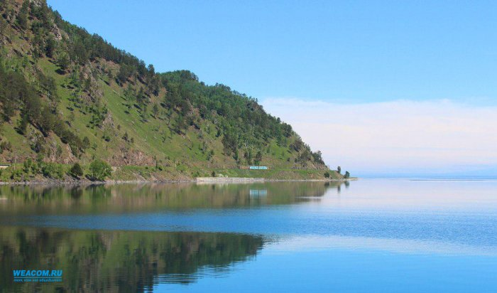 Уровень воды в Байкале за месяц поднялся на 22 сантиметра
