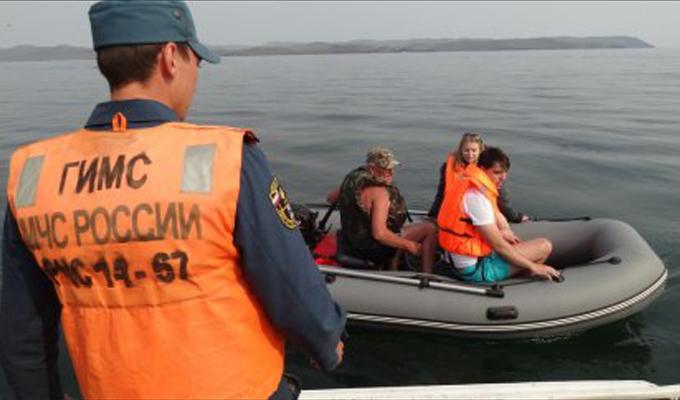 В Иркутске за сутки оштрафовано 4 человека за несоблюдение правил безопасности на воде