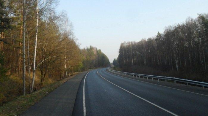На Байкальском тракте открыли движение на участке с 16 по 21 километр