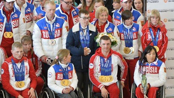 Российские паралимпийцы непоедут наИгры вРио