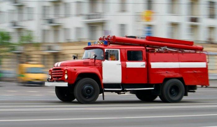 Житель Новосибирска обстрелял тушивших его дом пожарных