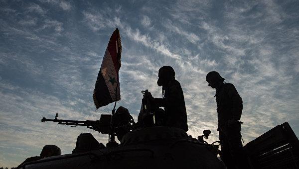 Армия Турции начала операцию поосвобождению сирийского Джараблуса