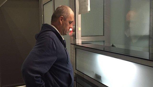 Обвиненного вантироссийской пропаганде Дученко выдворили изстраны