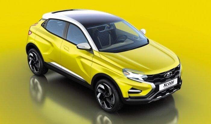 НаМосковском автосалоне «АвтоВАЗ» показал шесть новых концептов