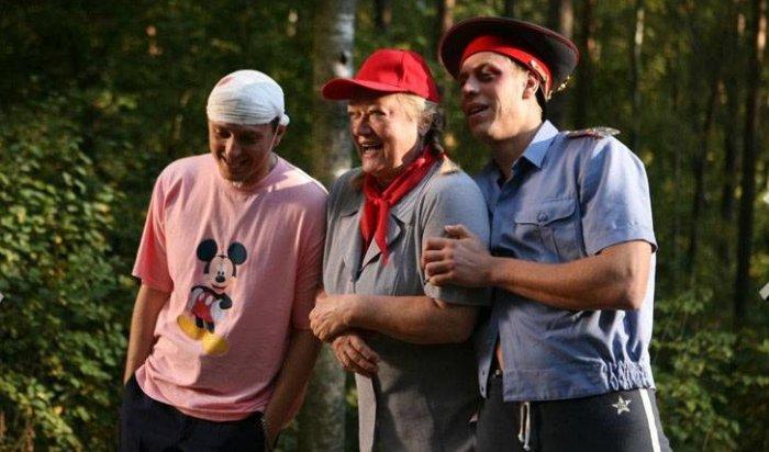 В Иркутске на острове Юность состоится кинопоказ комедии «Каникулы строгого режима»