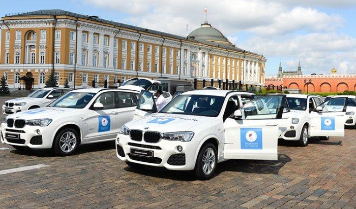 Олимпийским чемпионам ипризерам Игр вРио подарили BMW