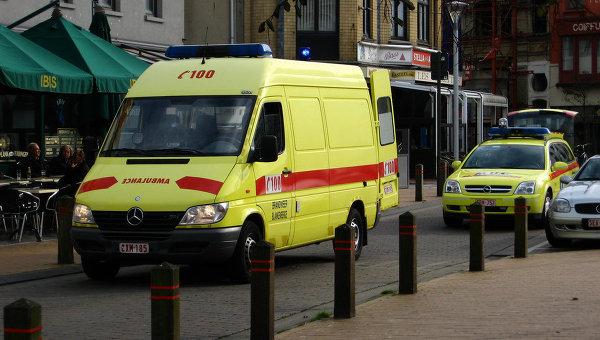 Один человек погиб в результате взрыва в бельгийском Шиме