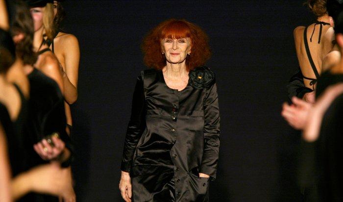 Умерла знаменитый модельер Соня Рикель
