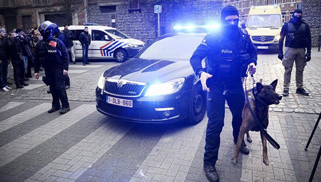 Неизвестные взорвали бомбу у института криминологии в Брюсселе