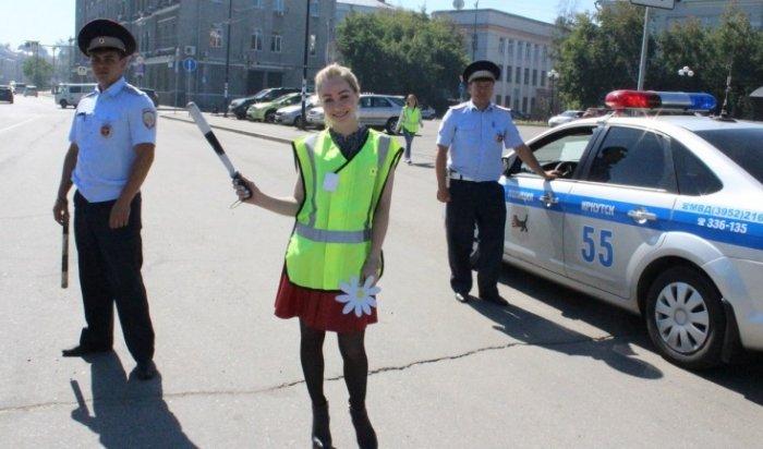 В Иркутске 14 автолюбительниц приняли участие в автопробеге «Мамы меняют мир»