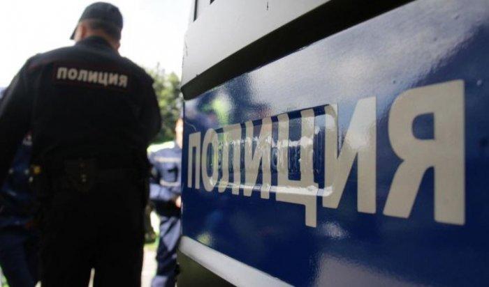 Похитители затолкали вмикроавтобус девушку вцентре Москвы