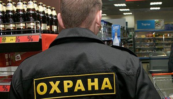 ВАзове охранника подозревают вубийстве покупателя из-за шампуня