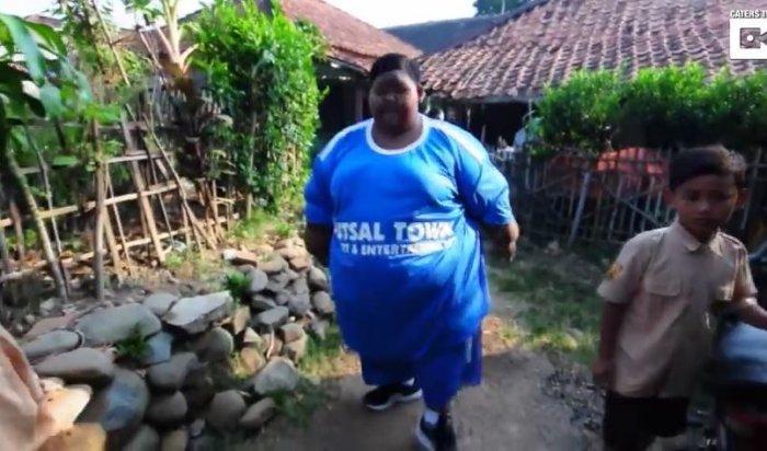 Самый толстый вмире мальчик сбросил вес кучебному году