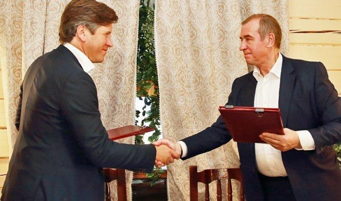 Правительство Приангарья и индустриальная группа En+ Group подписали соглашение о сотрудничестве