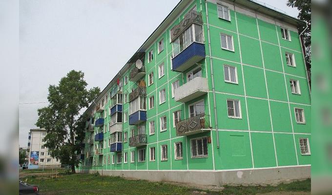 В Иркутской области капитальный ремонт провели в 86% многоквартирных домов