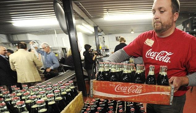 Назаводе Coca-Cola воФранции нашли 370килограммов кокаина