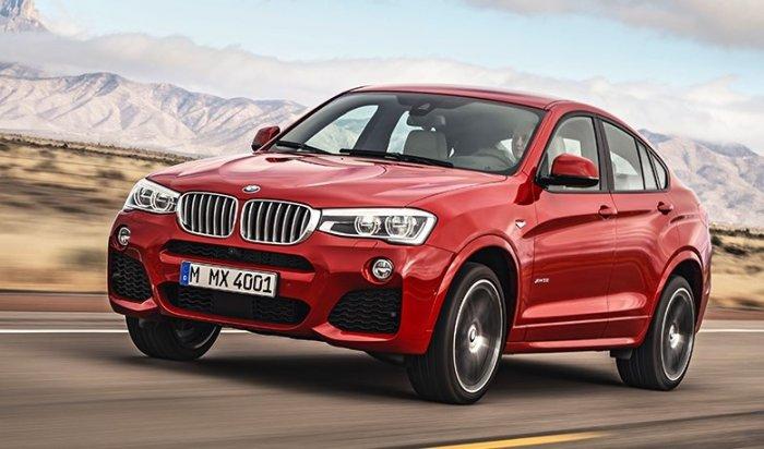 Компания BMW объявила оначале продаж X4 MPerformance вРоссии