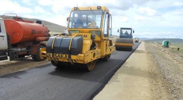 В октябре завершится реконструкция дороги Баяндай-Еланцы-Хужир