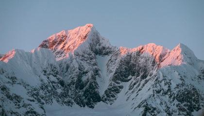 Над штатом Аляска столкнулись два самолета
