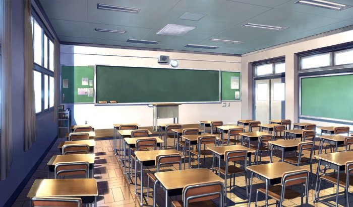 1 сентября в поселке Залари открылась новая школа