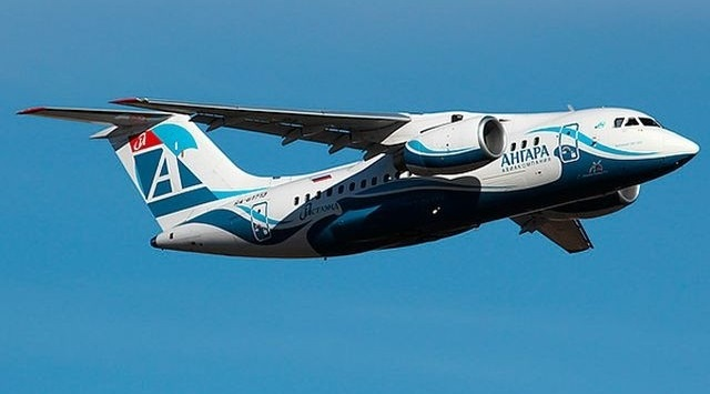 В иркутском аэропорту экстренно сел самолет АН-148, летевший в Новосибирск