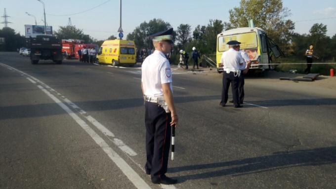 Барьерное ограждение для транспорта установят в районе Иркутного моста