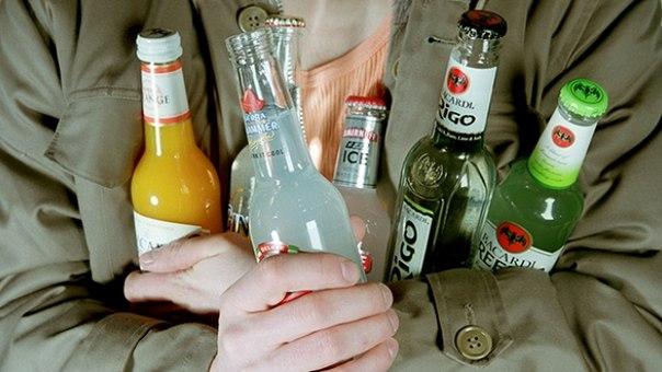 В Приангарье задержан подозреваемый в краже спиртного