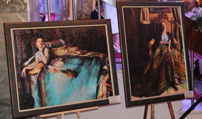 Персональная выставка Никаса Сафронова откроется в Иркутске