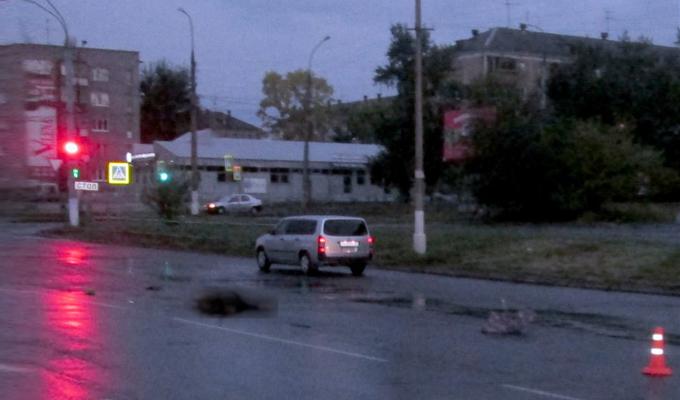В Братске неизвестные автомобили насмерть сбили пенсионерку