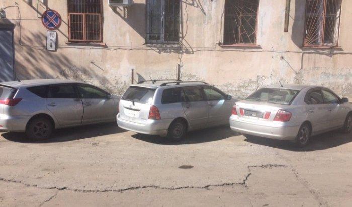 В Ангарске задержана группировка, похищавшая иномарки