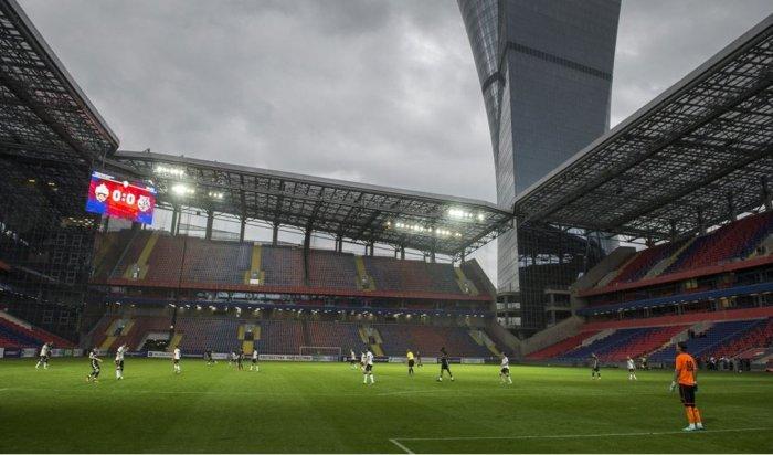 ЦСКА разгромил «Торпедо» втоварищеском матче насвоей новой арене