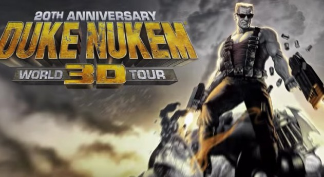 Duke Nukem 3D: 20th Anniversary World Tour выйдет воктябре
