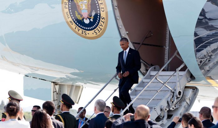 Обама прокомментировал прохладный прием ваэропорту Ханчжоу