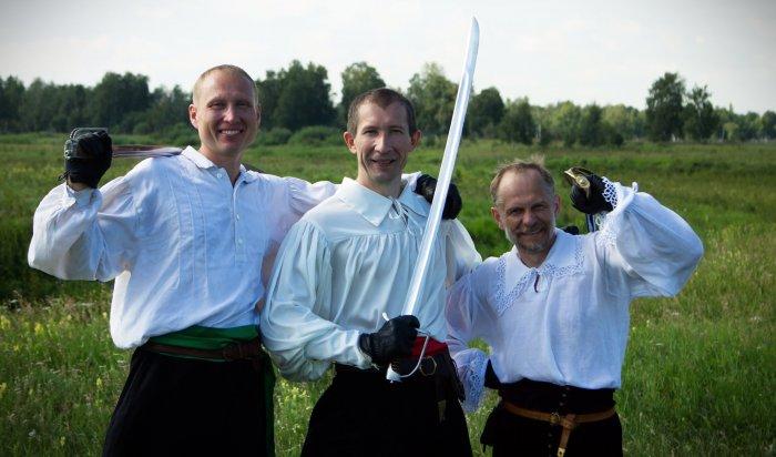 ВИркутске состоится фестиваль фехтовального искусства «Свободные поединки»