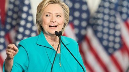 Клинтон заявила обугрозе вмешательства России ввыборы вСША