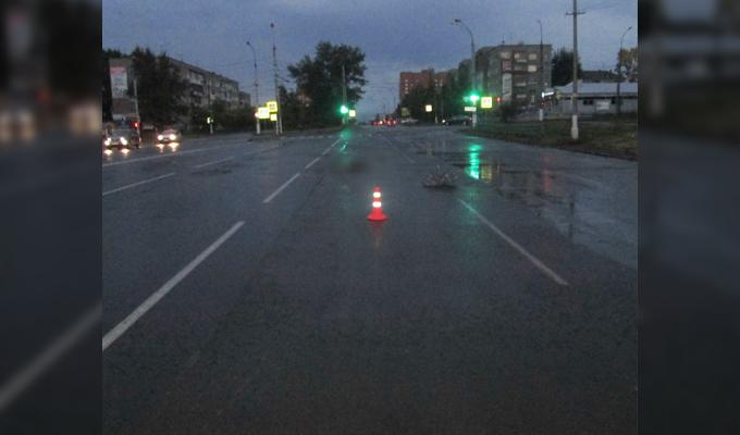 В Братске задержан один из водителей, наехавших на 72-летнюю женщину