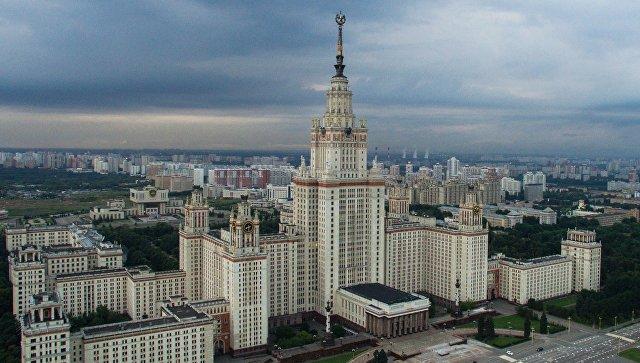 Врейтинг лучших мировых университетов вошли 22российских вуза
