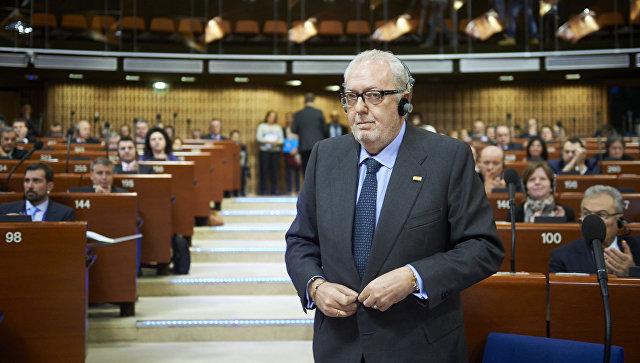 Глава ПАСЕ хочет обсудить возобновление диалога сРоссией