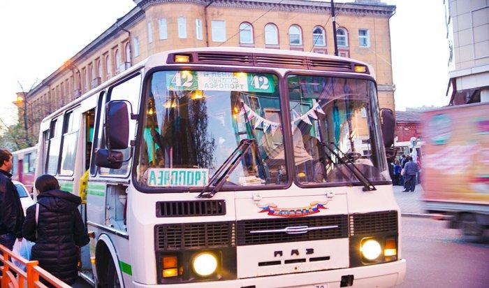 Иркутские автобусы до конца года оборудуют видеорегистраторами