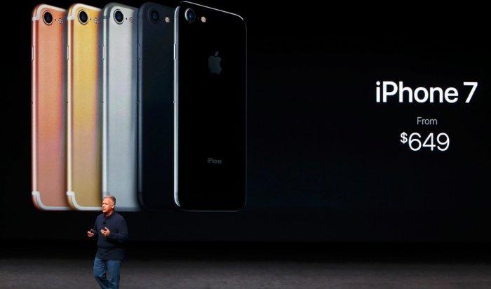 ВСети появилось первое видео iPhone 7 и7Plus