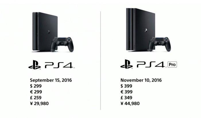 Sony назвала дату начала продаж PlayStation 4