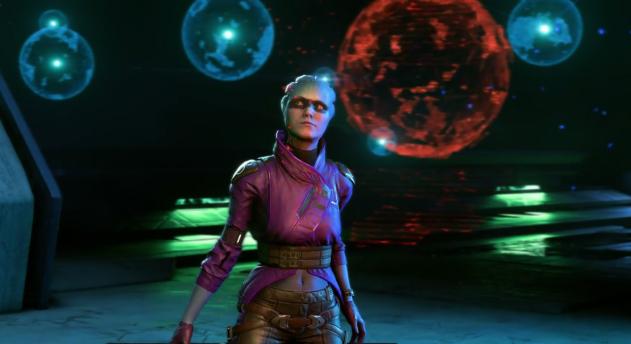 BioWare показала дебютный ролик Mass Effect: Andromeda