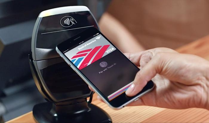 ВРоссии платежная система Apple Pay заработает осенью