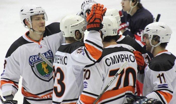 «Ермак» победил «Сокол» на старте чемпионата Высшей хоккейной лиги