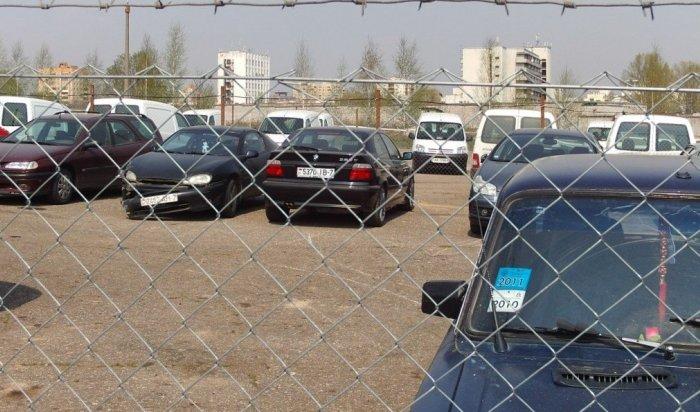 ВПриангарье найдены четыре автомобиля, числившихся вфедеральном розыске