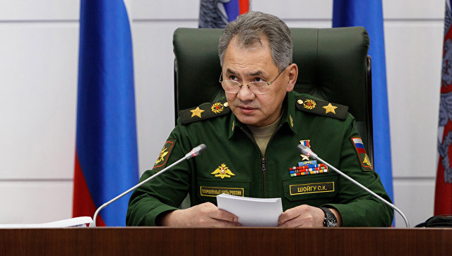 Шойгу ответил наобвинения Пентагона вподрыве РФмирового порядка