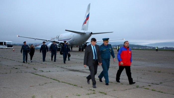 Глава МЧС Владимир Пучков поручил взять под контроль все торфяники в Иркутской области