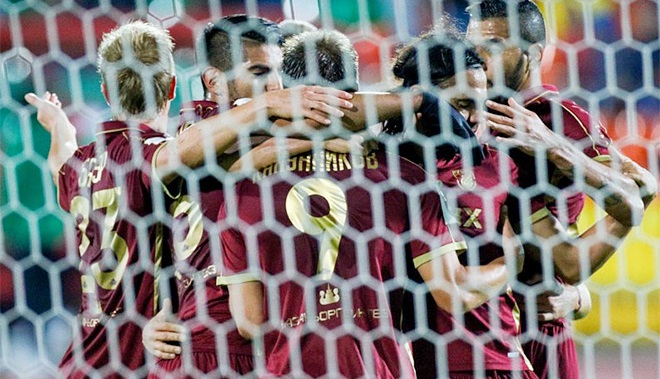 «Рубин» одержал первую победу всезоне РФПЛ