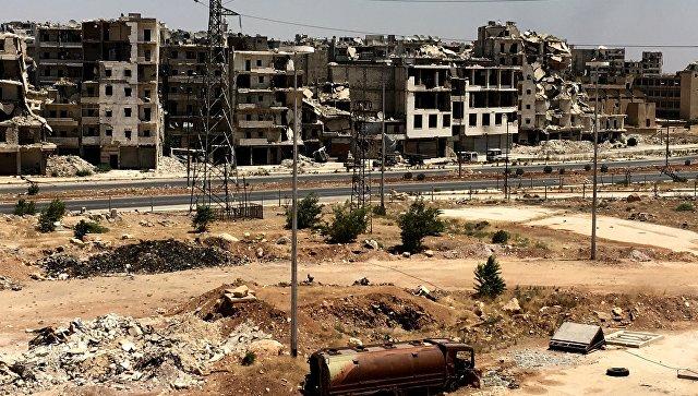При авиаударах США вСирии погибли мирные жители